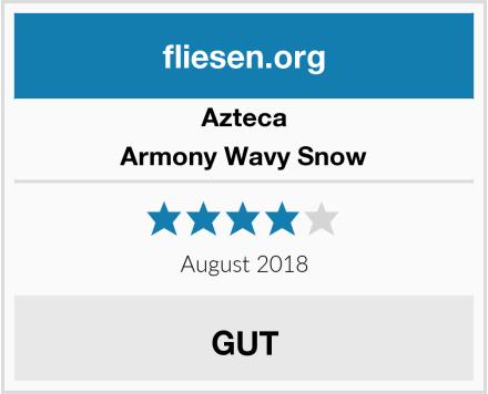 Azteca Armony Wavy Snow Test