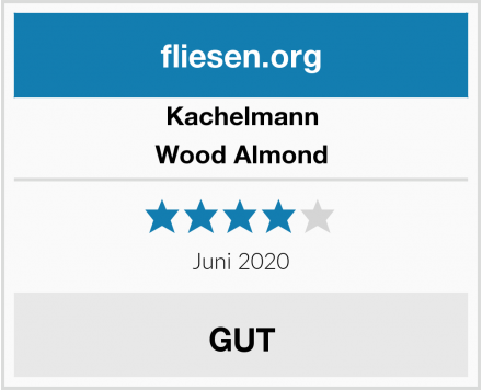 Kachelmann Wood Almond Test