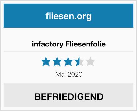 infactory Fliesenfolie Test