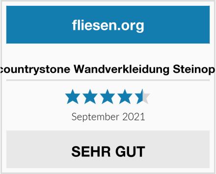 no name ascountrystone Wandverkleidung Steinoptik  Test