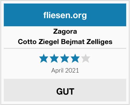 Zagora Cotto Ziegel Bejmat Zelliges Test