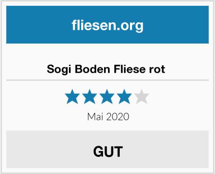 no name Sogi Boden Fliese rot  Test