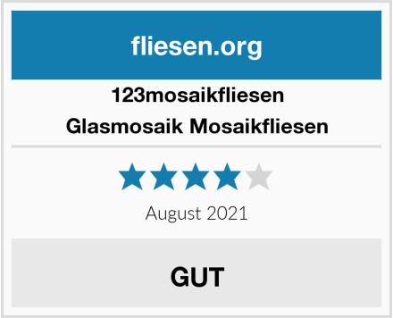 123mosaikfliesen Glasmosaik Mosaikfliesen Test