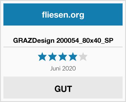 GRAZDesign 200054_80x40_SP Test