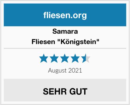 """Samara Fliesen """"Königstein"""" Test"""