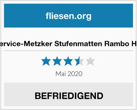 no name Kettelservice-Metzker Stufenmatten Rambo Halbrund Test