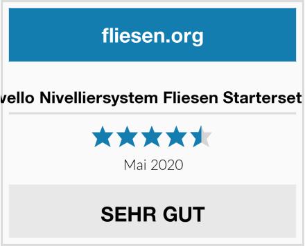 Levello Nivelliersystem Fliesen Starterset XS Test