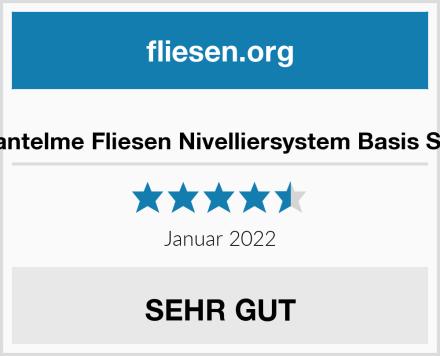 Lantelme Fliesen Nivelliersystem Basis Set Test