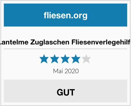 no name Lantelme Zuglaschen Fliesenverlegehilfe Test
