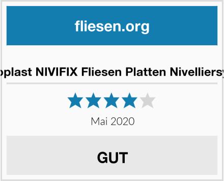 no name Brunoplast NIVIFIX Fliesen Platten Nivelliersystem Test