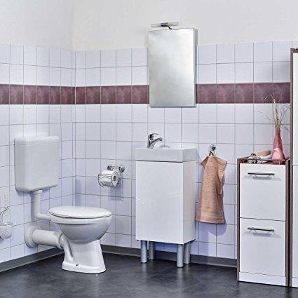 FoLIESEN Fliesenaufkleber für Bad und Küche Fliesen Test 2018