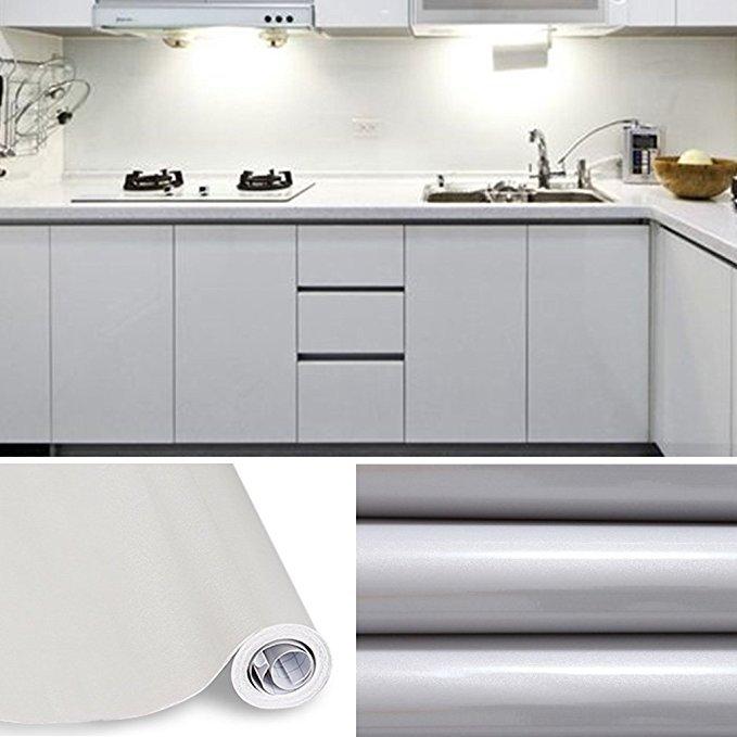 KINLO Küche grau