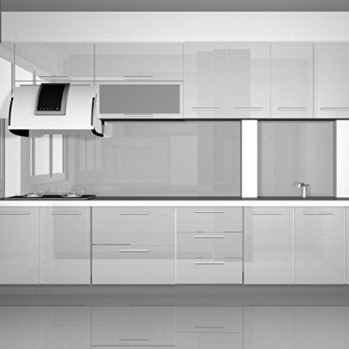 KINLO Küche grau Fliesen Test 2019