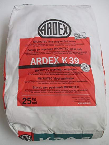 no name ARDEX K39 MICROTEC Bodenspachtelmasse