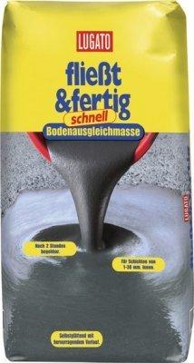 no name Lugato Fliesst & Fertig Schnell 5 kg