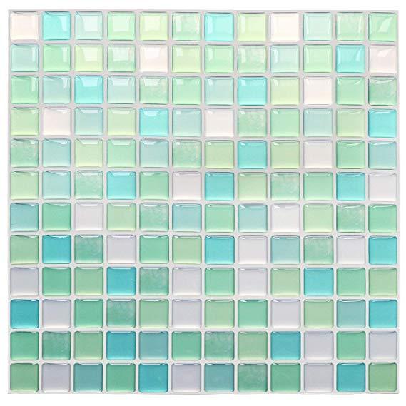 no name Yoillione 3D Fliesenaufkleber Mosaik