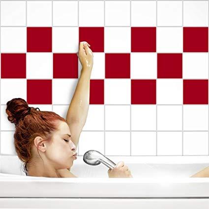 PrintYourHome Fliesenaufkleber für Küche und Bad