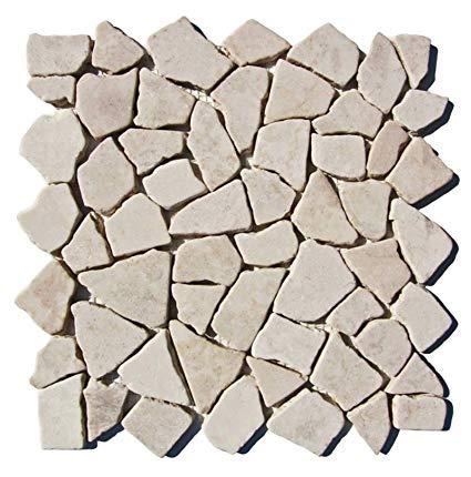 Stein-Mosaik M-003