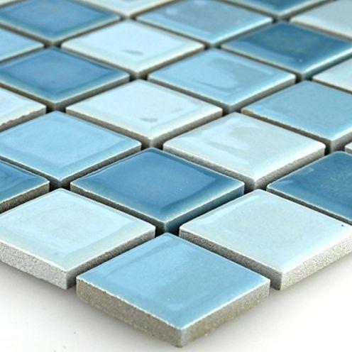 Mosafil Mosaik Fliesen Blau