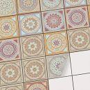 creatisto Motiv Mosaik Afrika