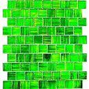 Grüne Fliesen