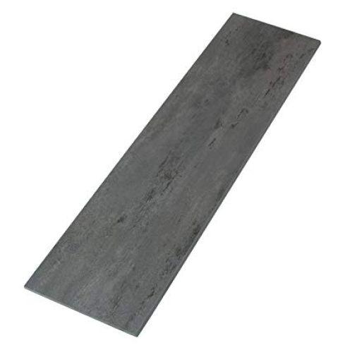 Leonardo Ceramica Plank Dark Grey Stufen-Platte