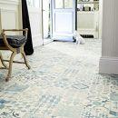 Living Floor PVC Bodenbelag Shabby Retro