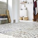 Living Floor Shabby Retro Fliesenoptik