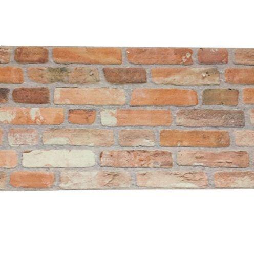 Mosaixx Wandverkleidung in Steinoptik aus Styropor für Küche