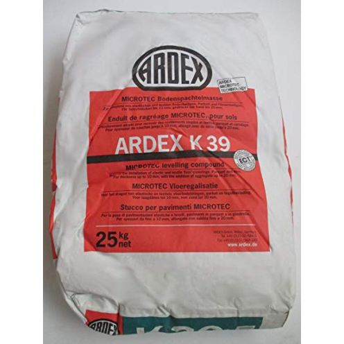 ARDEX K39 MICROTEC Bodenspachtelmasse
