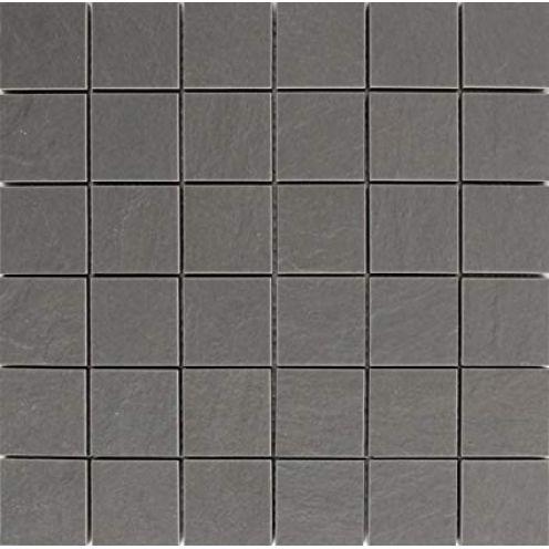 Mosaik Canton grau matt