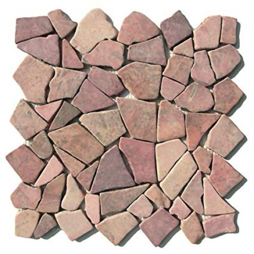 Stein-Mosaik Natursteinmosaik Marmor